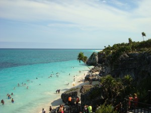 Tulum plages