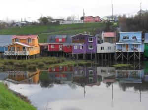 castro maisons colorees