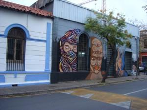 santiago graphitis