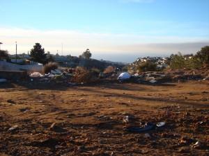 Les alentours de Valparaiso...