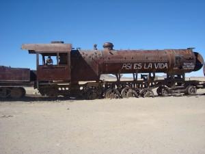 uyuni train