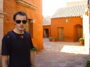 arequipa monastere orange