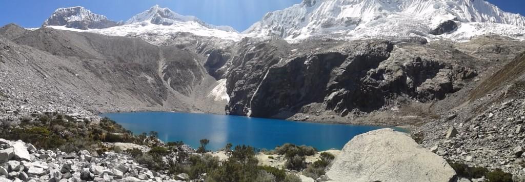 Laguna 69, Pérou