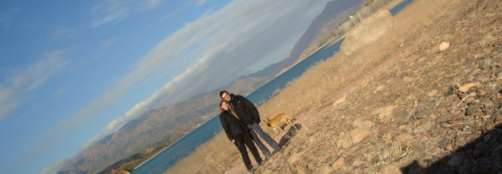 Près de Potrerillos (mais quand même plus loin que l'autre), Argentine
